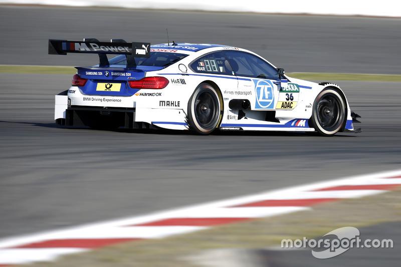 11. Maxime Martin, BMW Team RBM, BMW M4 DTM