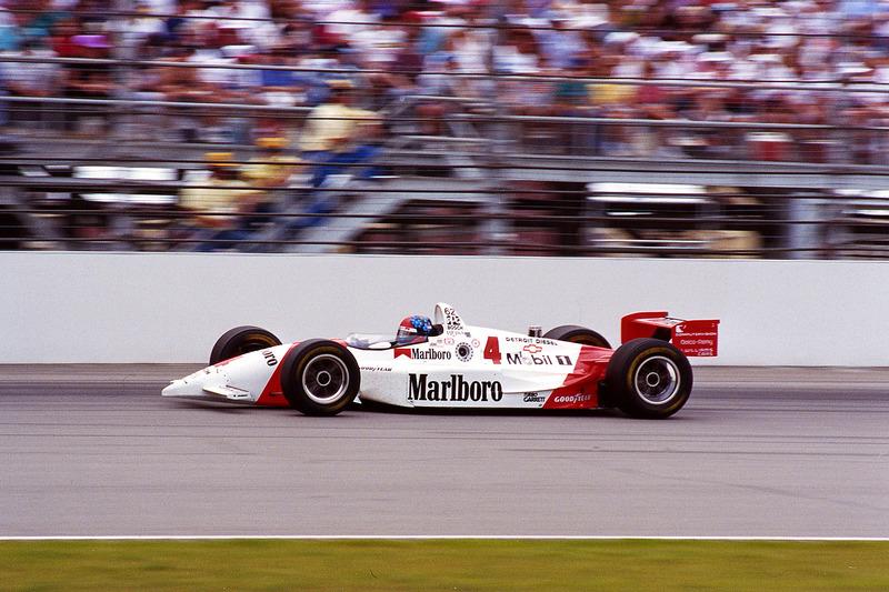 1993 - Emerson Fittipaldi, Penske/Chevrolet