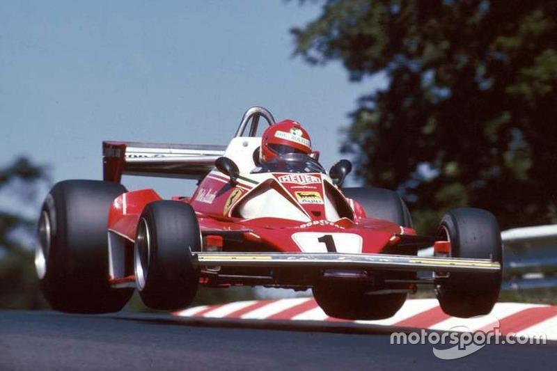 1976. Інтерлагос. Переможець: Нікі Лауда, Ferrari 312T