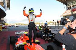 Il vincitore della gara Tom Dillmann, AVF