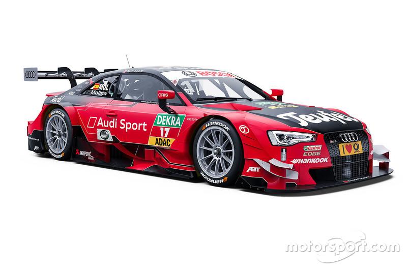 Мигель Молина, Audi Sport Team Abt Audi, RS 5 DTM