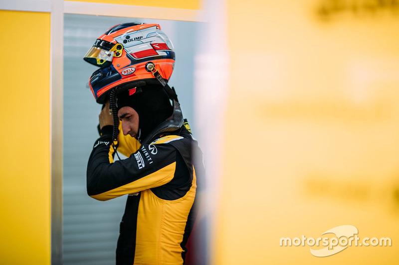 Vuelta a un F1 seis años después