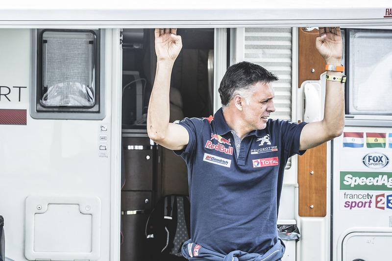 Lucas Cruz, Peugeot Sport