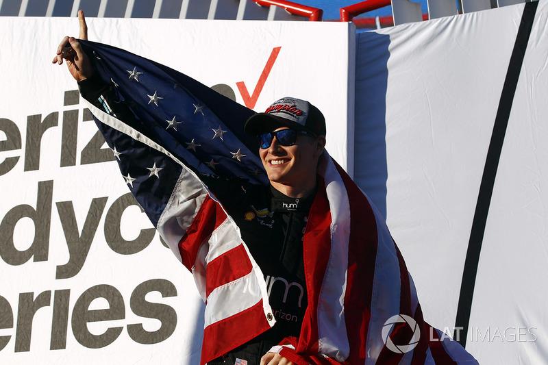 IndyCar: Josef Newgarden (USA)