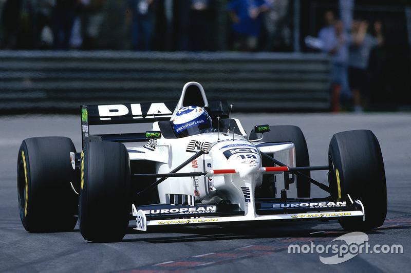 #19: Mika Salo, Tyrrell 025