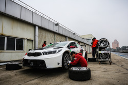 Alex Fontana, Kia K3, Kia Racing Team China