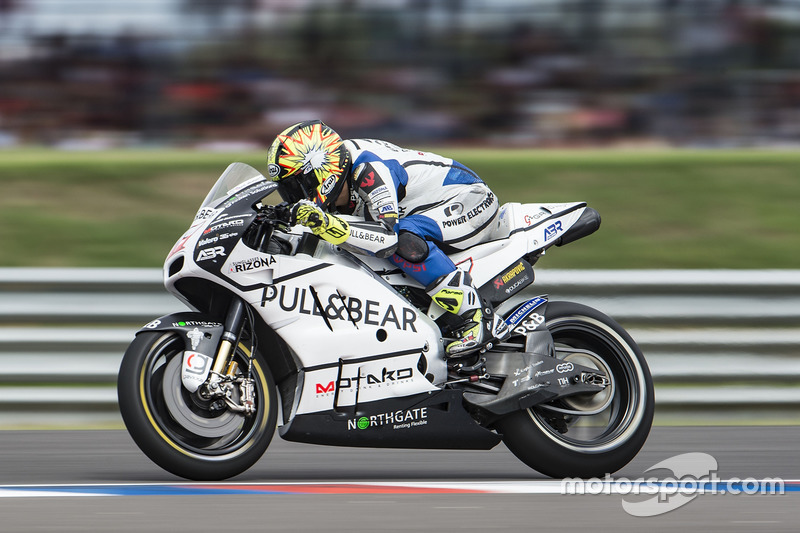 2. Karel Abraham, Aspar Racing Team