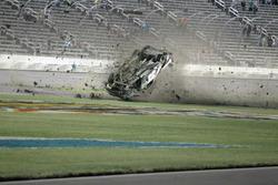 Timothy Peters, Chevrolet Silverado wrecks