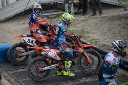 Jeffrey Herlings, KTM Factory Racing, Tony Cairoli, KTM Factory Racing
