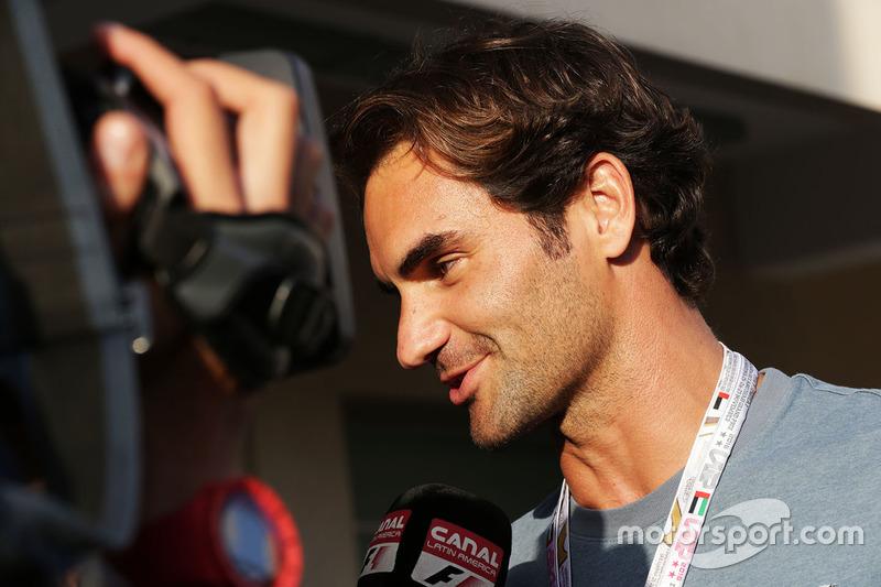Roger Federer, Tenista