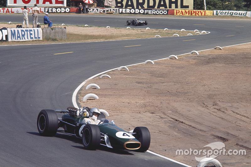 1967 - Denny Hulme, Brabham-Repco