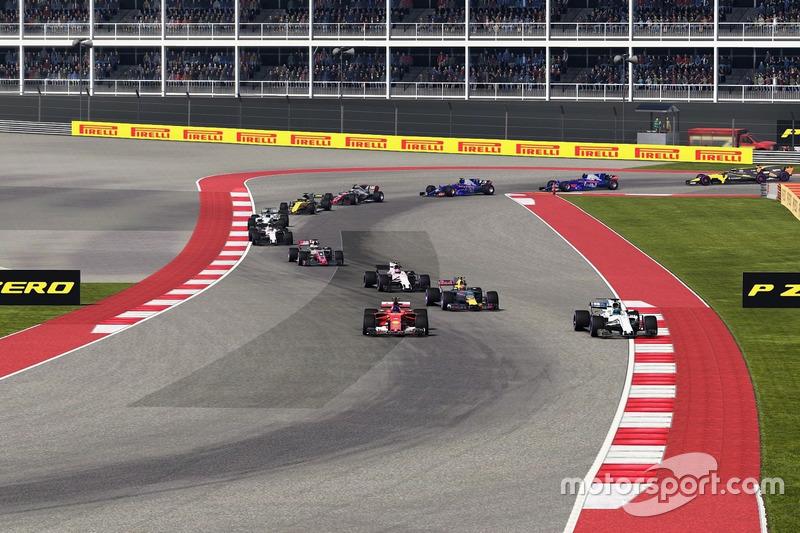 Imagen del F1 2017
