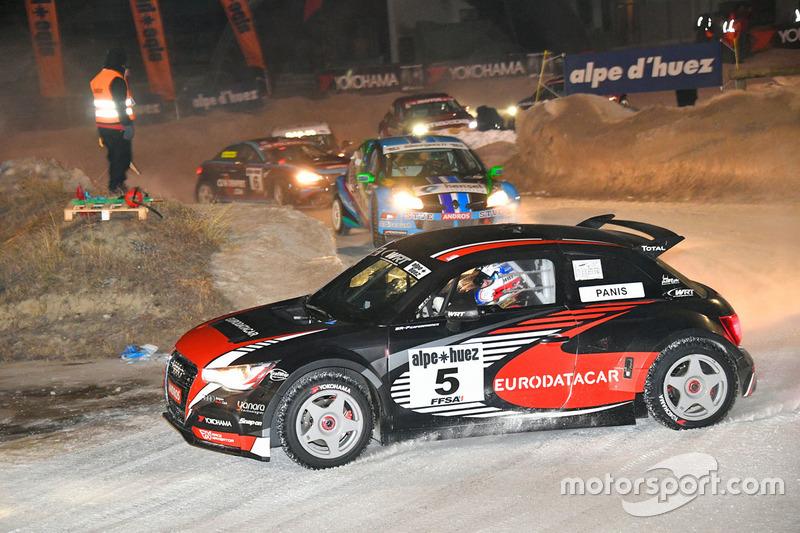 Olivier Panis, Belgian Audi Club Team WRT Audi A1 Quattro