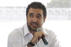 Jorge Abed secretario general de OMDAI FIA México