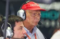 Niki Lauda, Presidente de Mercedes AMG F1 no ejecutivo