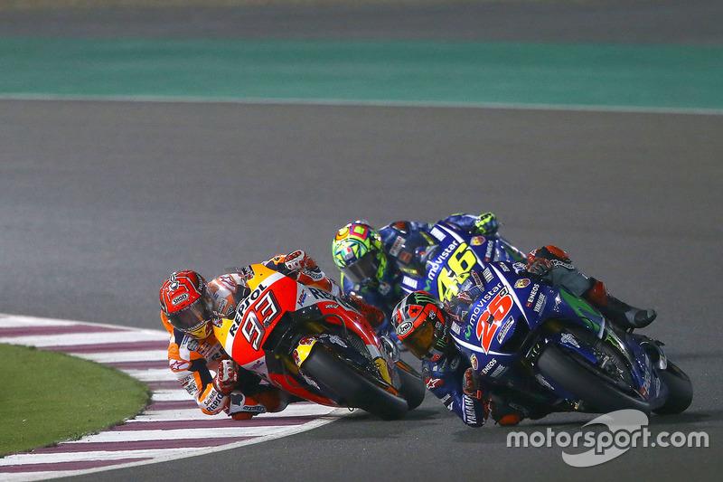 MotoGP Fotogallery: GP del Qatar 2017