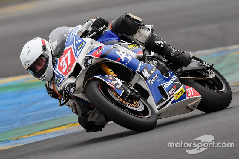 #37 Yamaha: Remy Briatte