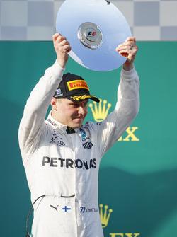 3. Valtteri Bottas, Mercedes AMG F1