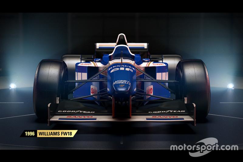 Williams FW18 (1996)