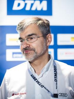 Dieter Gass, Audi-Motorsportchef