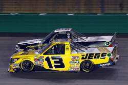 Cody Coughlin, ThorSport Racing Toyota Ross Chastain, Bolen Motorsports Chevrolet