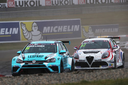 Жан-Карл Вернэ, Leopard Racing Team WRT, Volkswagen Golf GTi TCR