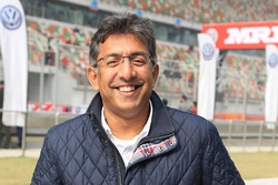 Sirish Vissa, Head of Volkswagen Motorsport India