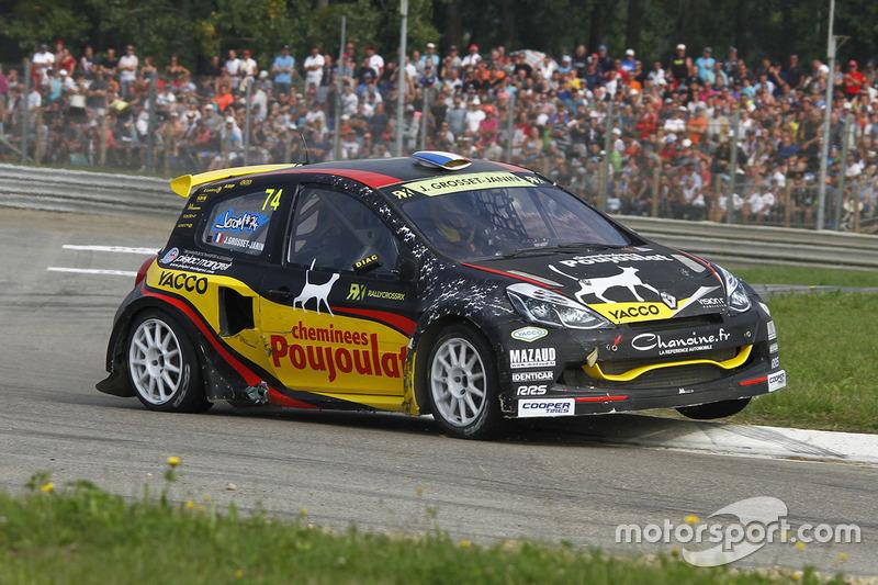 Jérome Grosset-Janin, Renault Clio