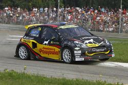 Жером Гроссе-Жанен, Renault Clio