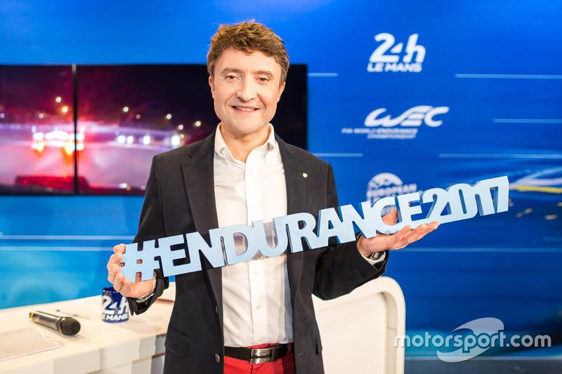 Bruno Vandestick, la voz de las 24 horas de Le Mans