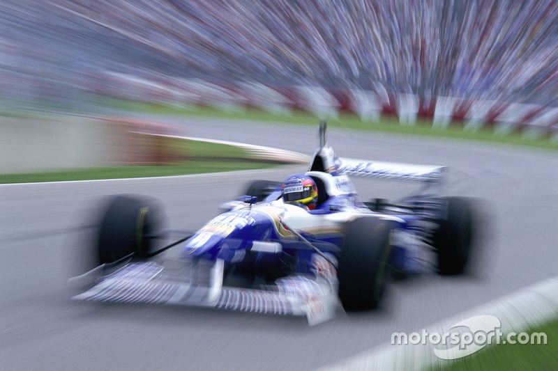 1996 - Jacques Villeneuve, Williams