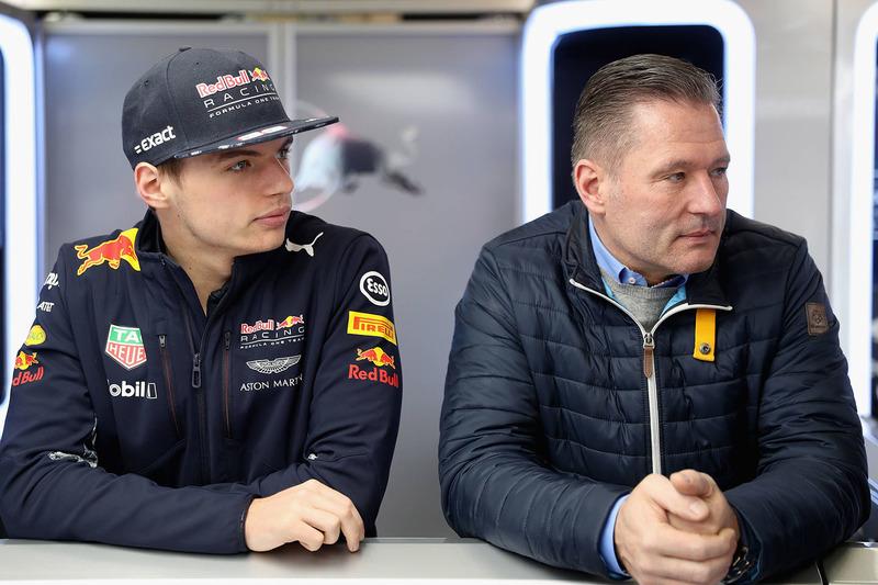 Jos Verstappen, ex-piloto da F1