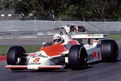Alain Prost, McLaren M30, Ford