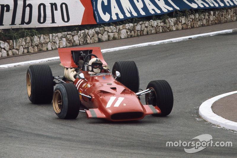 1969: Ferrari 312/69