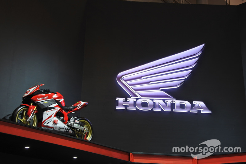 Honda CBR250RR, Astra Honda Racing Team