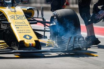 Artem Markelov, Renault Sport F1 Team R.S. 18