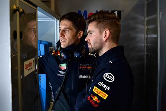Ingegneri Red Bull Racing ExxonMobil