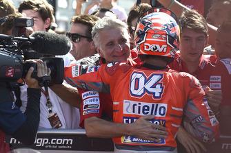 Andrea Dovizioso, Ducati Team, Ciabatti