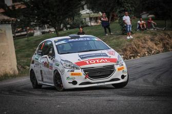 Alessandro Nerobutto, Mattia Menegazzo, Peugeot 208 R2
