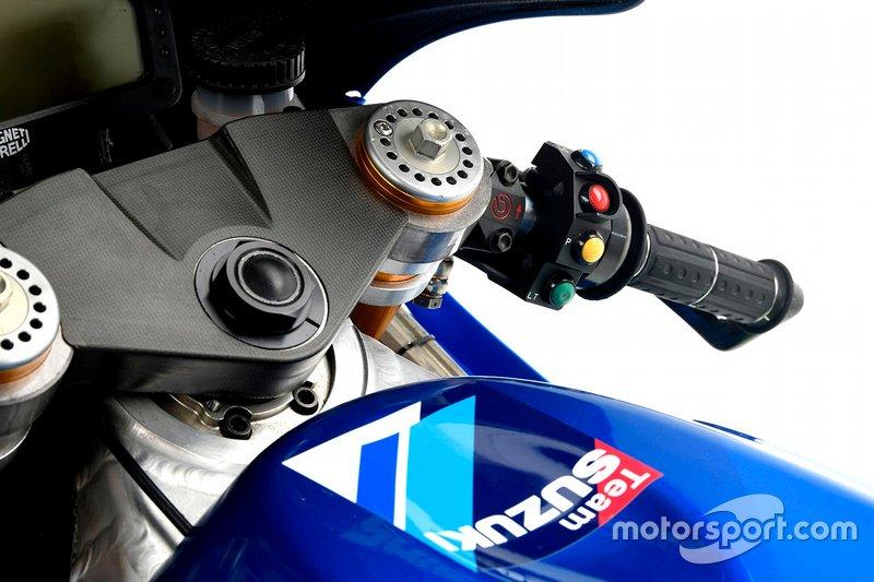 Team Suzuki MotoGP, Suzuki GSX-RR detail