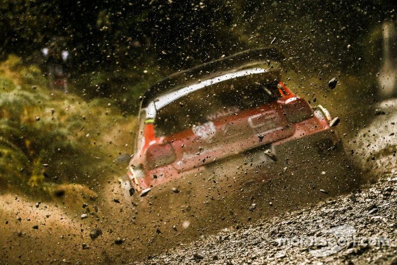 Craig Breen, Scott Martin, Citroën World Rally Team Citroën C3 WRC
