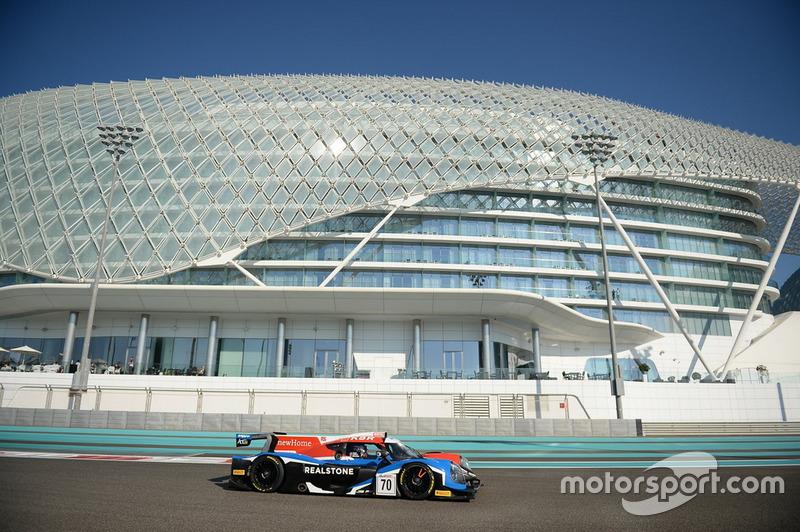 #70 Graff Ligier JS P3: Esteban Garcia, Sébastien Page, Luis San Juan