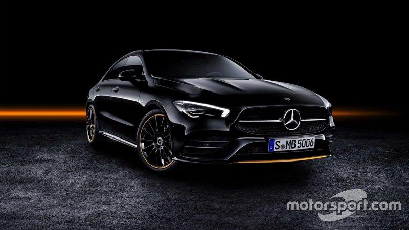Mercedes CLA Edition 1 2020 року