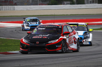 Attila Tassi, Hell Energy Racing con KCMG Honda Civic Type R TCR