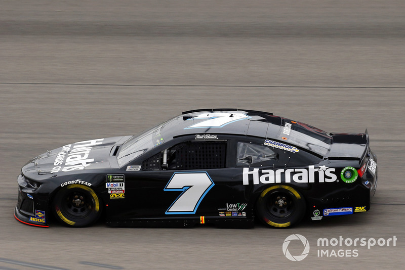39. Reed Sorenson, Premium Motorsports, Chevrolet Camaro Harrah's North Kansas City