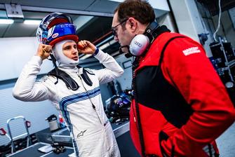 Szergej Szirotkin, Audi, DTM-teszt