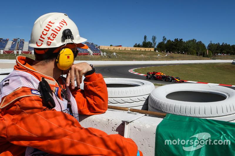 Маршал и Макс Ферстаппен, Red Bull Racing RB13