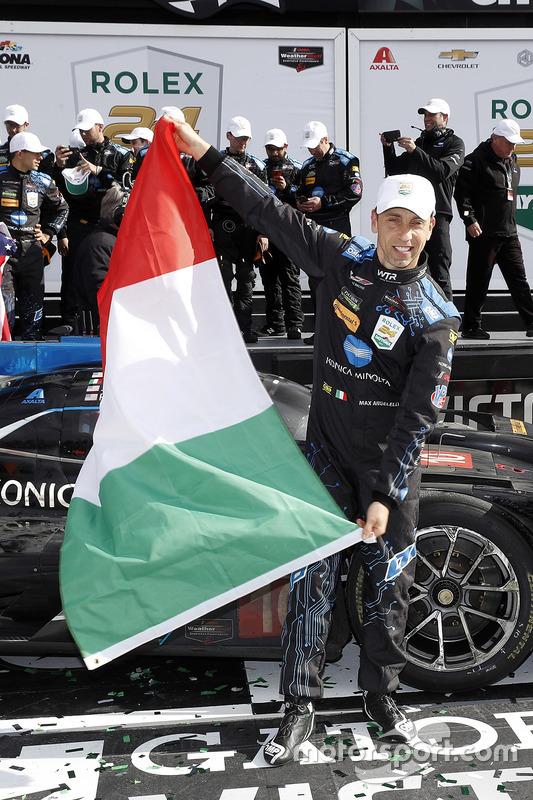 1. Max Angelelli, Wayne Taylor Racing