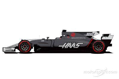Haas, presentazione della livrea per Monaco