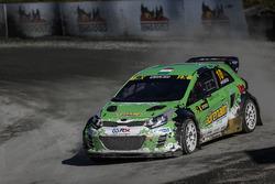Лукаш Корнел, Speedy Motorsport, Kia Rio